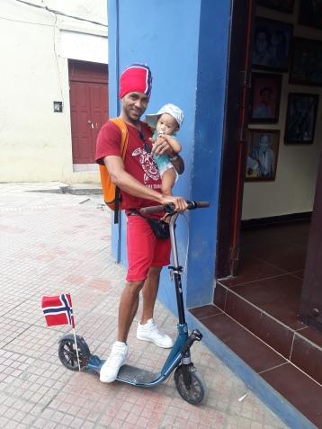 Norge på Cuba